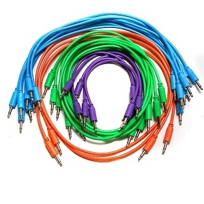 Synthrotek Patch Cables