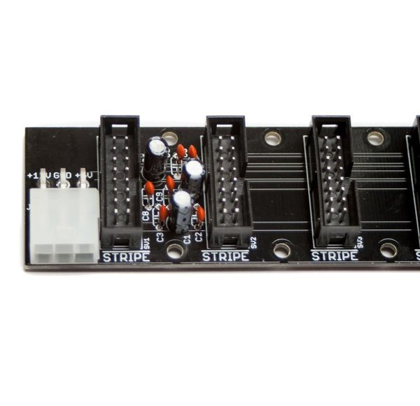 Synthrotek Noise Filtering Power Distribution Board
