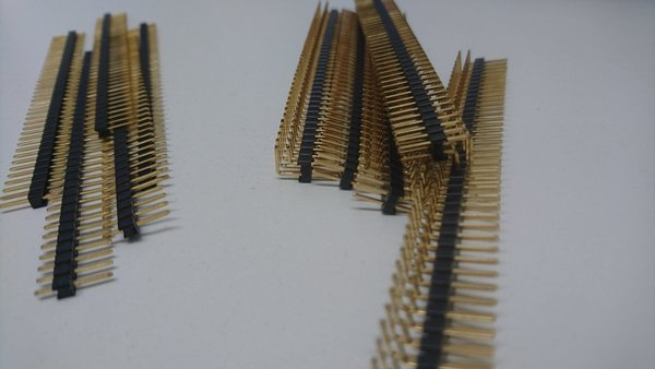 male Pin Header 2.54