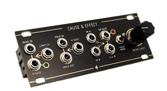 ST Modular  Cause & Effect  1U